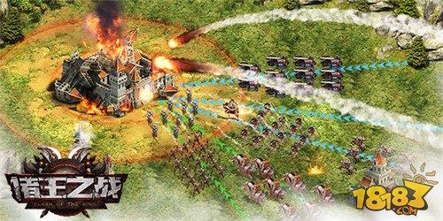 诸王之战下载方法一览 让你马上开始新游戏