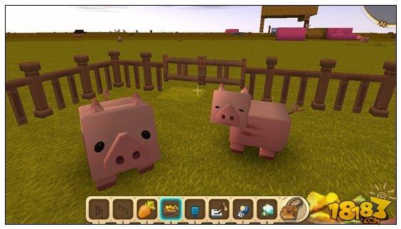 迷你世界猪怎么驯服 怎么驯服猪