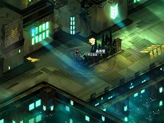 科幻动作游戏 《晶体管》中文版登陆iOS