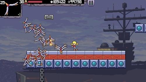 横版平台跳跃手游《卡利的洞穴4》11月上架