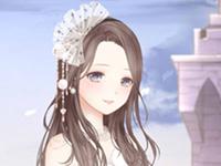 奇迹暖暖新套装 签到送白色甜美纱裙