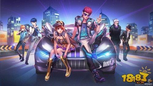 QQ飞车 十年,一款游戏的速度与激情图片