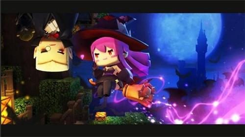 迷你世界万圣节限定皮肤来袭 小女巫装扮登场