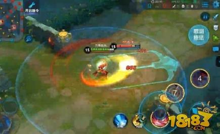 《零度英雄汇》:花木兰断刀流 一秒五刀两秒万伤