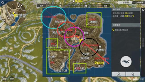 終結者2哪些地方資源分布多 各區域優劣分析
