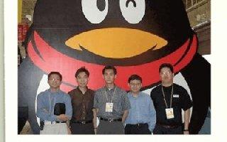 腾讯QQ企鹅最初的模样竟是这样?一脸呆萌