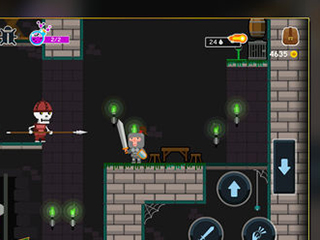 地牢冒险游戏 《成为传说》登陆移动平台