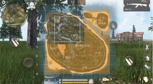 丛林法则北山岗地图 上桥蹲点套路解析
