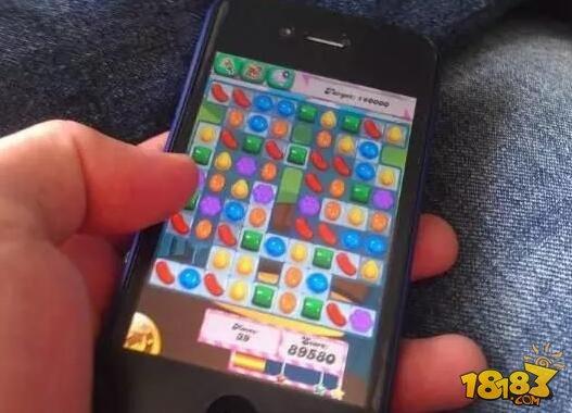 《糖果傳奇》:五年收獲27.3億用戶