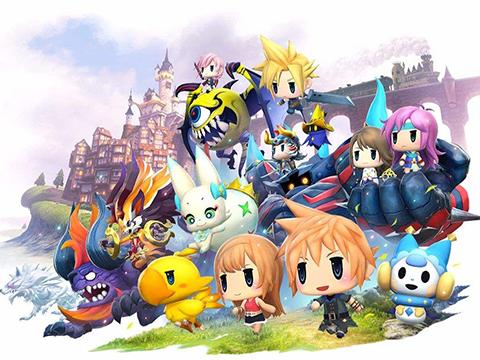 《最终幻想世界》续作来袭 最强IP手游登场