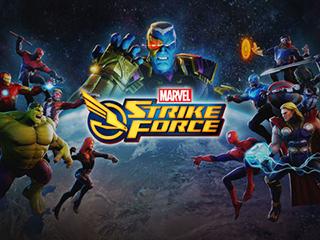 超级英雄集结! 手游《MARVEL Strike Force》2018年推出