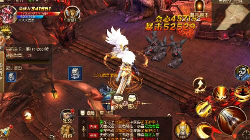 纪元天使勇者守护打攻略通关守护勇者详史上最难的游戏攻略3图片