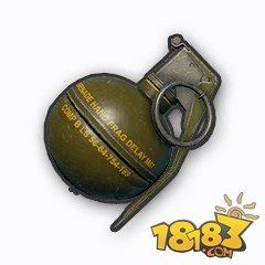 绝地求生终极战场碎片手雷投掷武器性能介绍