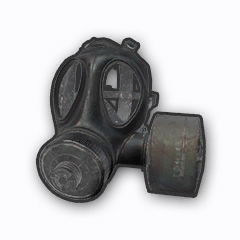 绝地求生终极战场防毒面具全护式装饰品介绍