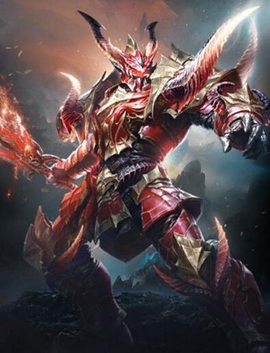 天使纪元力量至上 狂战士背景介绍