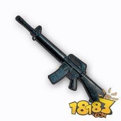 绝地求生全军出击M16A4突击步枪性能介绍