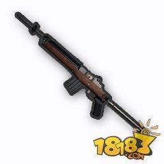 绝地求生刺激战场MINI14狙击枪性能介绍