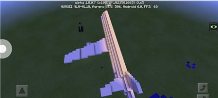 我的世界飞机模型制作方法详细教程