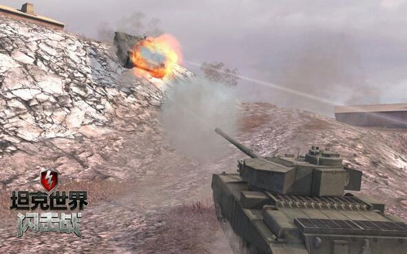 公测献礼全体司机 坦克世界闪击战C系59式曝光