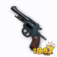 绝地求生刺激战场R1895手枪性能介绍