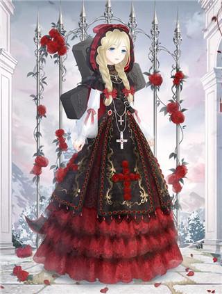 奇迹暖暖荆棘玫瑰套装怎么获得 联盟小铺兑换获得
