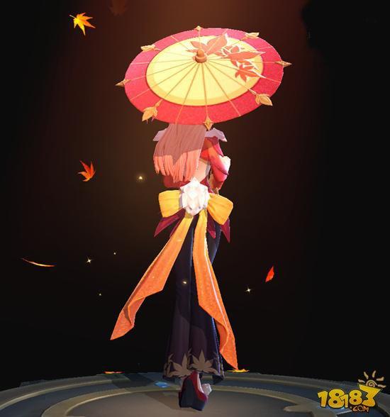 王者荣耀新女性英雄曝光 撑着油纸伞背影极致东方美