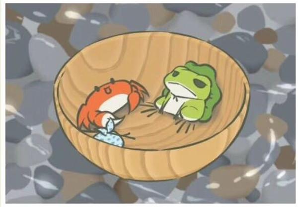 旅行青蛙全图鉴收集无水印 所有图片大全