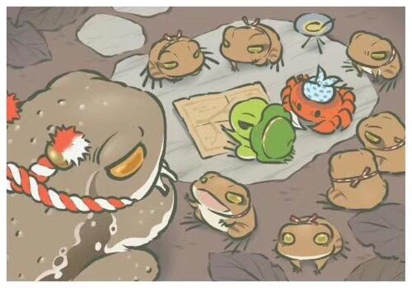 新浪微博水印位置_旅行青蛙的完整图鉴大全 所有明信片无水印收录_18183旅行青蛙专区