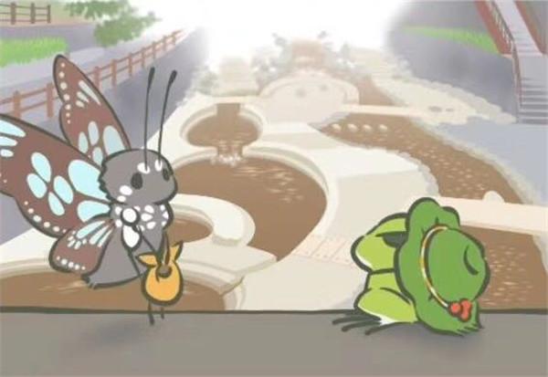 旅行青蛙明信片图片大全 明信片寄语全收录(4)
