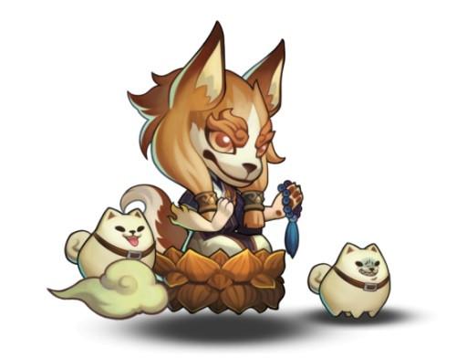 梵天之犬佛系冲击 小冰冰传奇2月魂匣梵天犬携崽来袭