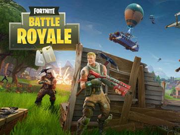 Fortnite Battle Royale游戏下载