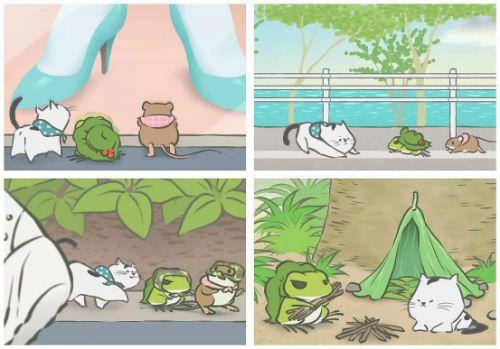从《愤怒的小鸟》到《旅行青蛙》 进击中的休闲手游