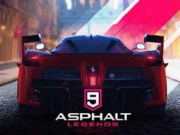 Asphalt 9游戏下载