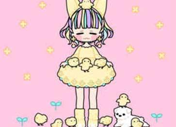 粉彩女孩游戏以清新可爱的画风而独领风骚,各种q版的创作设计,使其一
