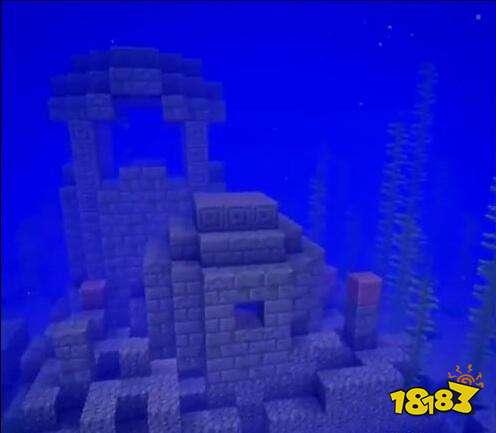 我的世界如何前往海底遗迹 海底遗迹寻找方法