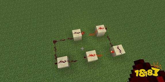 我的世界从零开始学红石电路 红石电路攻略