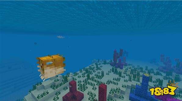 游戏新闻 > 正文    在当前的《我的世界》海洋中,除了诸多章鱼和海底