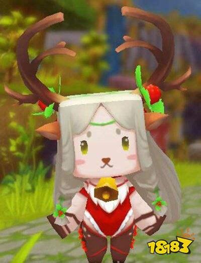 【简介】  叮叮当:欢乐圣诞谷中生活的小麋鹿,淘气可爱!