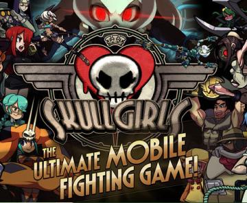 格斗对战《Skullgirls》将推手游