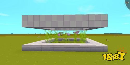 迷你世界别墅制作方法 现代建筑制作教程