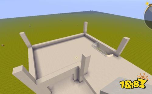 迷你世界现代建筑制作教程 别墅制作方法