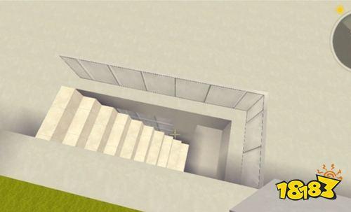 迷你世界現代建筑制作教程 別墅制作方法