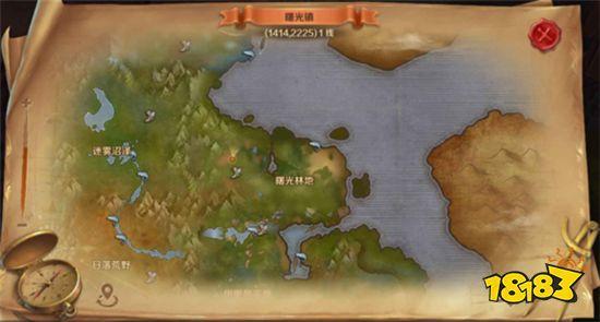 万王之王3d风景收集 坐标位置汇总