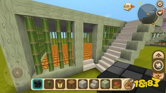 迷你世界怎么做别墅
