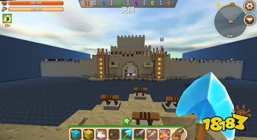 迷你世界解謎存檔分享 進攻城堡解救公主