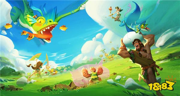 """RPG游戏作为当下比较主流的手游类型之一,拥有许多忠实支持者。小编作为其中的一员,也算是一个是""""尝遍世间万物,走遍世界各地""""的博学者,管你是二次元世界,还是仙侠世界都曾留下过小编的足迹。直到有一天,由网易游戏发布的一款名叫《海岛纪元》的全新RPG手游,让小编觉得世界辣么大,看也看不完。  是什么神力让树木、岩石在一晚上不翼而飞;是什么魔法让本已结冰的河面瞬间融化,是什么叫声成天呼喊着主人;是什么优势让TAPTAP评分居高不下;是什么神奇之处让小编这个AKA智多星也大吃一惊。是他,是"""