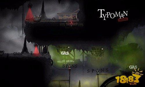 解谜游戏《字母人》将上架 开启冒险之旅