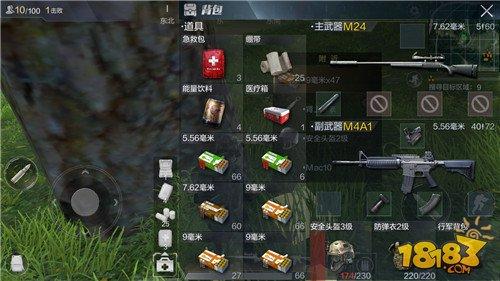光荣使命自动步枪M4A1配件及选择技巧