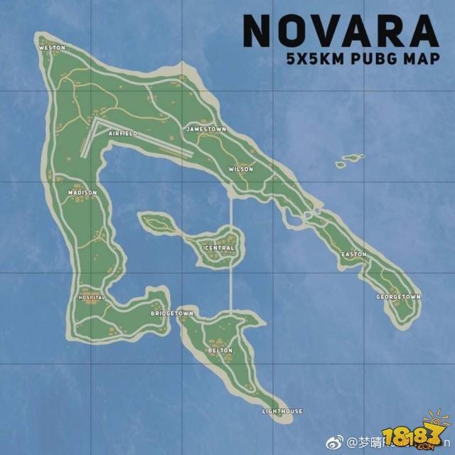 绝地求生全军出击全新岛屿地图曝光 海战模式登场