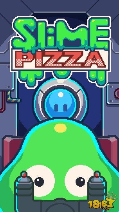 贱萌披萨送餐员 Nitrome推出新作《Slime Pizza》